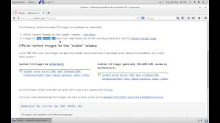Download Debian ¿Qué ISO descargar? Video