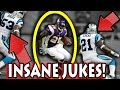 Download Greatest Jukes in Football History Video