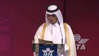 Download IATA AGM 2014 - The Prime Minister of Qatar's address Video