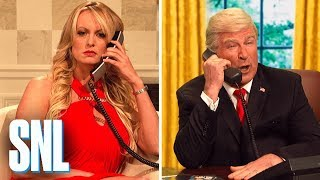Download Michael Cohen Wiretap Cold Open - SNL Video
