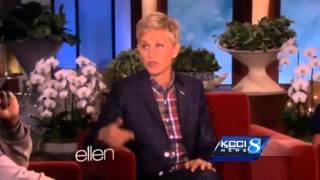 Download Former homeless man's good deeds catch Ellen DeGeneres' attention Video