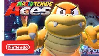 Download Mario Tennis Aces - Boom Boom - Nintendo Switch Video