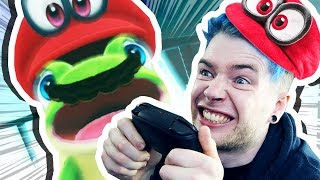 Download SUPER MARIO ODYSSEY!!! **i'm so excited!!** Video