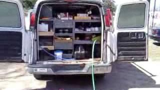 Download Plumber Installs Real Toilet in His Work Van Must See! Video