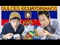 Download COREANOS PROBANDO DULCES Y SNACKS ECUATORIANOS Video