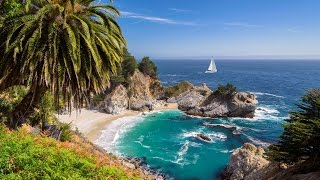 Download 10 of the Best Beaches in California Video