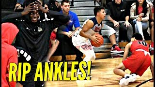 Download Julian Newman DESTROYS Trash Talking Defender's Ankles!! But Was It Enough? Full Highlights!! Video