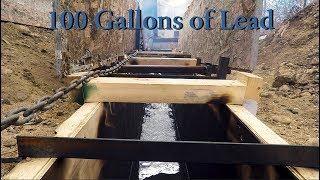 Download Pouring a 4.5 ton lead keel -Acorn to Arabella Video