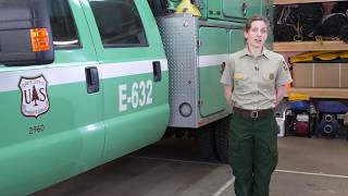 Download Connected to the Land as a Wildland Fire Ecologist Video