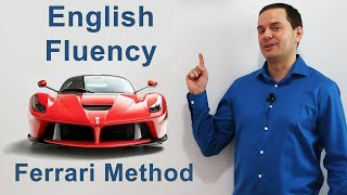 Download English Fluency in Speaking - Ferrari Method Video
