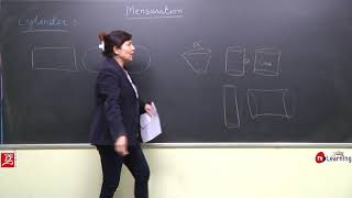 Download MENSURATION 16 For Class 8th Video
