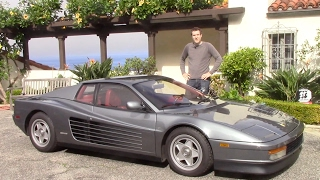 Download Here's Why the Ferrari Testarossa Is Shooting Up in Value Video