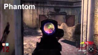 Download Call Of Duty: Black Ops Nazi Zombies Todas Las Armas y Mejoras Kino Der Toten Video