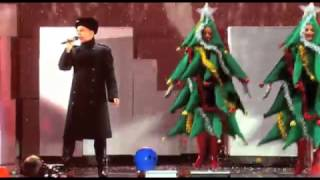 Download Pet Shop Boys - It Doesn't Often Snow At Christmas - Live at 02, 2009 Video