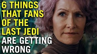 Download 6 Things that fans of The Last Jedi are getting wrong Video