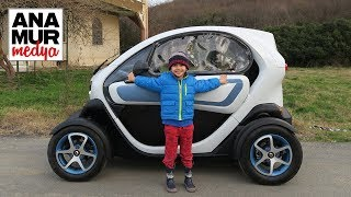 Download Renault Twizy 2017 Baba Oğul Test Video