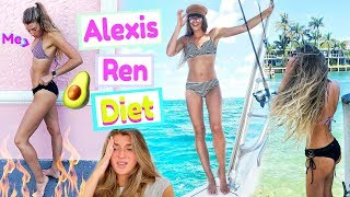Download Trying Alexis Ren's Diet & Workouts For a Week! Video
