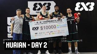 Download FIBA 3x3 Huaian Challenger 2018 - Re-Live - Day 2 - Huai'an, China Video