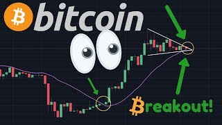 Download BITCOIN BREAKING OUT TODAY OR TOMORROW?! IT'S ACTUALLY IMMINENT!! Video