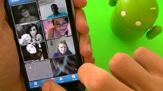 Download TinyChat for Android! Chat with the world and Group video Chat! Video