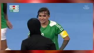 Download María Cristina Galvez lleva a Bolivia a semifinales en los JJOO Video