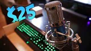 Download Budget $25 Microphone - Is it Good?! Video