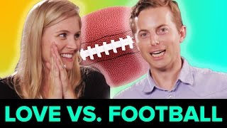 Download Football Vs. Wife: Which Do You Know Better? Video