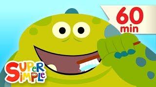 Download Brush Your Teeth + More   Kids Songs   Super Simple Songs Video
