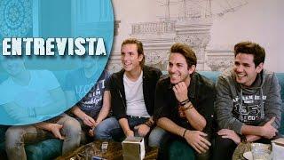 Download ¡Los chicos de Dvicio se autoentrevistan!   Entrevista   Love Musik Video