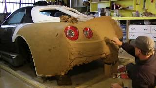 Download How to clay design & fabricate concept body panels from scratch - The real Fast & Furious 1 Video