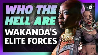 Download Black Panther: Who are Wakanda's Elite Forces Team? Video