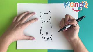 Download Como dibujar un GATO paso a paso! Video