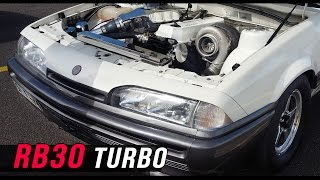 Download Genuine 8-second street VL turbo Video