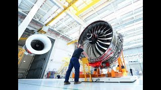 Download Rolls-Royce | How we assemble the Trent XWB; the world's most efficient aero engine Video