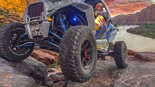 Download Best of Moab UT Rock Crawling Obstacles Compilation Rzr 1000's Video