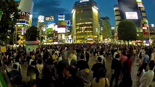 Download Shibuya's Hachiko Scramble in 24 Hours ★ ONLY in JAPAN Video