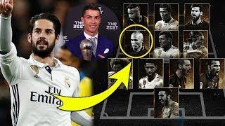 Download LOS 5 GRANDES AUSENTES EN LOS PREMIOS THE BEST FIFA 2017 Video