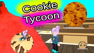 Download Roblox Riding Cookies On Lava & Building Cookie Tycoon - Online Game Lets Play Video