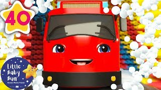 Download Carwash Song with Go Buster!   +More Nursery Rhymes & Kids Songs   Baby Songs   Little Baby Bum Video