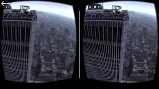 Download The Walk VR Google Cardboard Virtual Reality 3D Gameplay 1080p Video