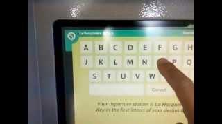 Download RER ticket machine new Video