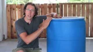 Download Building a Rain Barrel - Easy as 1, 2, 3 Video