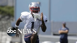 Download Patriots stand by Antonio Brown amid sexual assault lawsuit Video