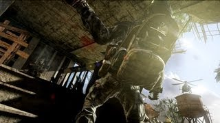 Download Official Call of Duty: Ghosts Multiplayer Reveal Trailer Video
