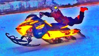 Download Snowmobile GOON Riding! Video