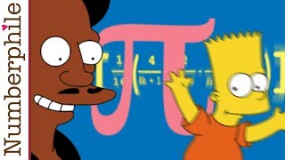 Download Pi and Four Fingers - Numberphile Video