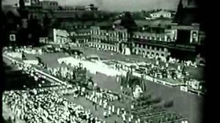 Download Цветущая молодость 1938. Парад физкультурников. Video