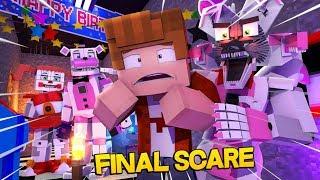 Download Minecraft Fnaf Final Scare (Minecraft Roleplay) Video