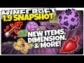 Download Minecraft 1.9 Snapshot | New Food, New Dimension, New Loot & More! (Minecraft 1.9 Snapshot News) Video