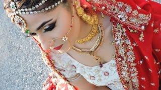 Download Asian/ Pakistani/Indian Bridal Glam Makeup Tutorial Video